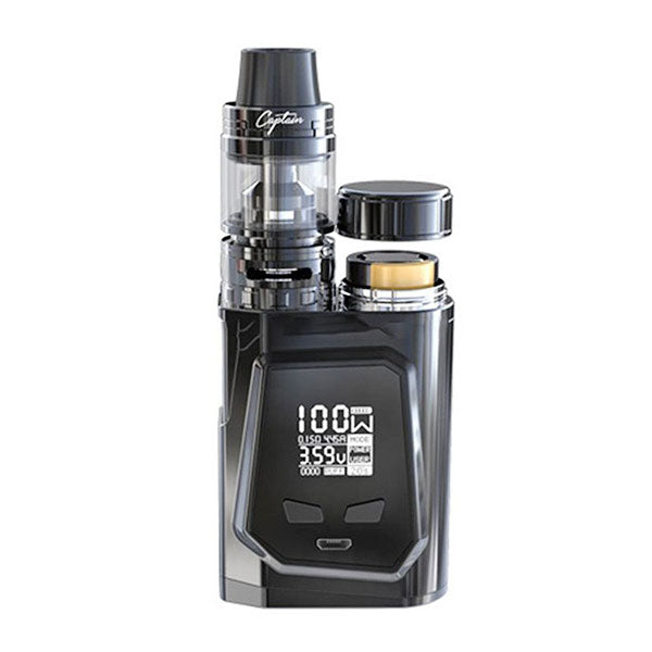 IJOY CAPO 100W 21700/20700 TC with Captain Mini Kit