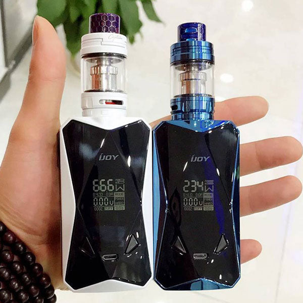 IJOY Diamond PD270 234W Mod with Captain X3S Kit