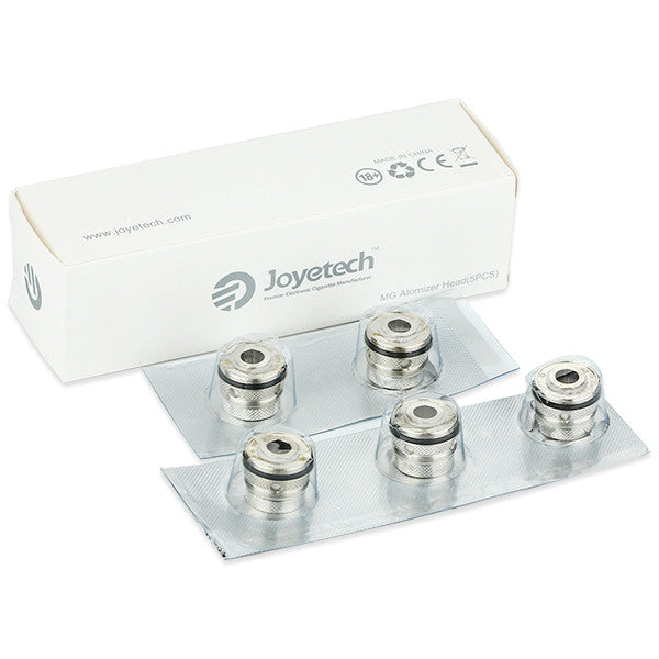 Joyetech Ultimo MG QCS Coil Head 5pcs