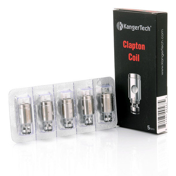 Kangertech SSOCC Clapton Replacement Coil 5pcs