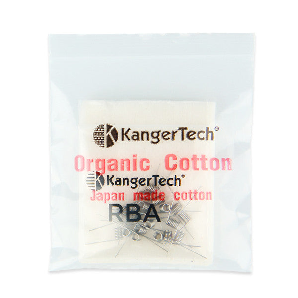 Kangertech Subtank Mini RBA Replacement OCC Coil 20pcs