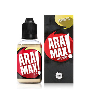 Lemon Pie - ARAMAX E-liquid - 30ml