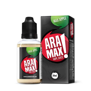 Max Apple - ARAMAX E-liquid - 30ml