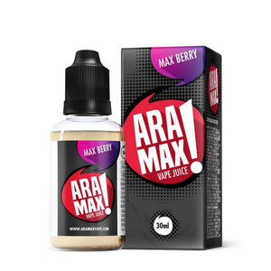 Max Berry - ARAMAX E-liquid - 30ml