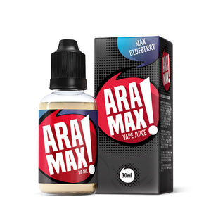 Max Blueberry - ARAMAX E-liquid - 30ml