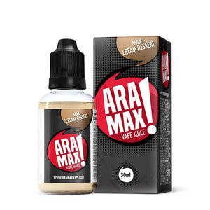 Max Cream Dessert - ARAMAX E-liquid - 30ml