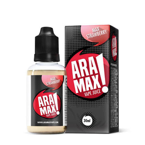 Max Strawberry - ARAMAX E-liquid - 30ml