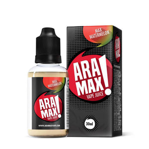 Max Watermelon - ARAMAX E-liquid - 30ml
