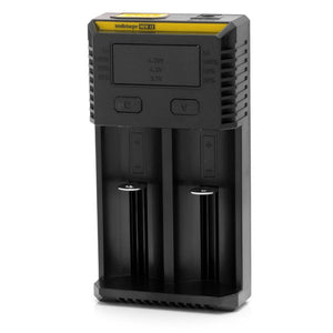 Nitecore Intellicharger New I2 Smart Battery Charger