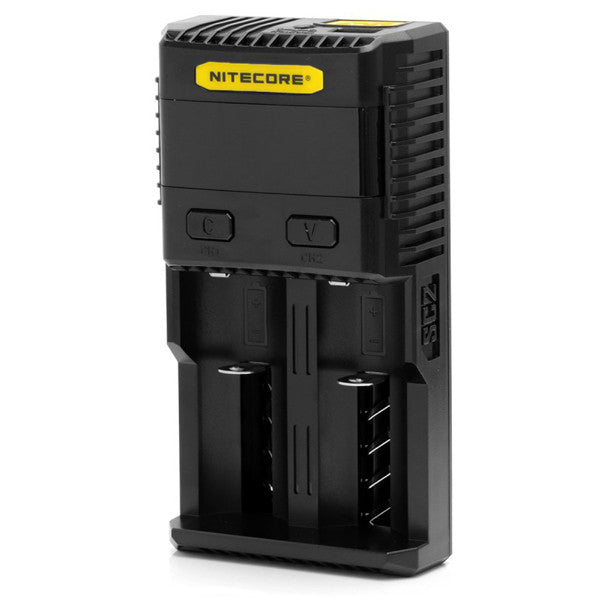 Nitecore Intellicharger SC2 3A Superb Battery Charger