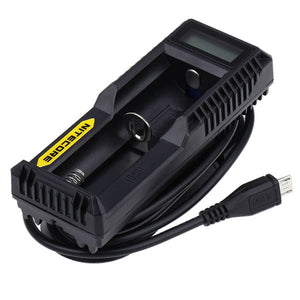 Nitecore Intellicharger UM10 LCD Smart Battery Charger