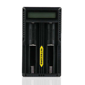 Nitecore Intellicharger UM20 LCD Smart Battery Charger