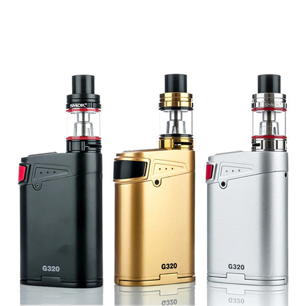 SMOK G320 Marshal 320W with TFV8 Big Baby Kit