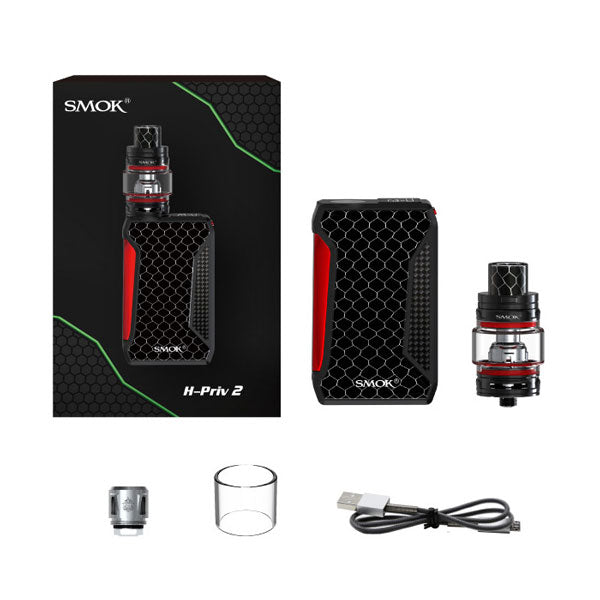 SMOK H-Priv 2 225W Mod with TFV12 Big Baby Prince Kit