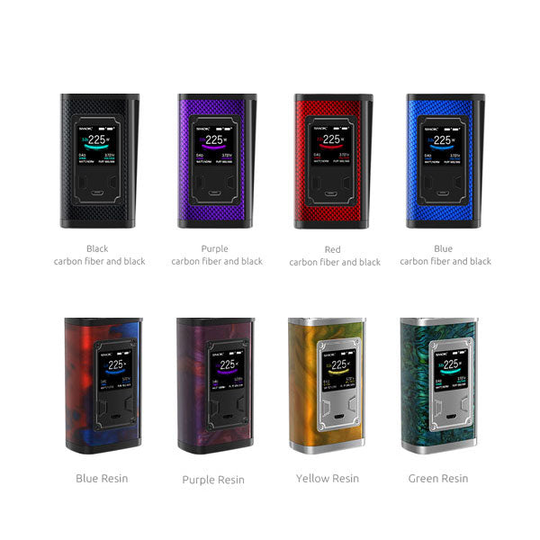 SMOK Majesty 230W TC Box Mod