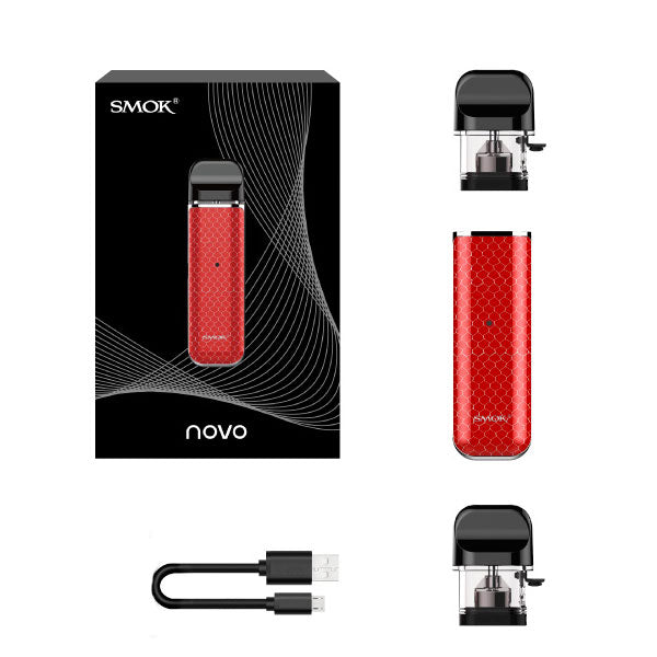 SMOK Novo All-In-One Pod Kit 450mAh