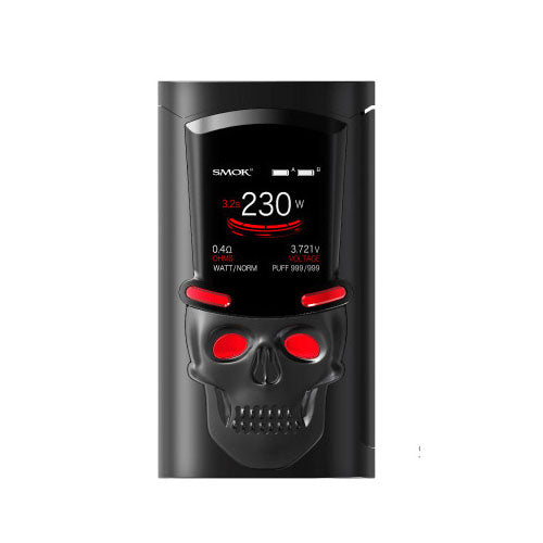 SMOK S-Priv 230W TC Mod with TFV8 Big Baby Light Edition Kit