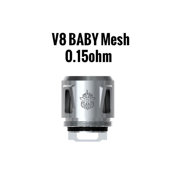SMOK TFV8 Baby Replacement Coil 5pcs