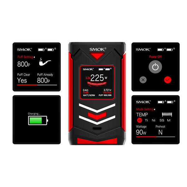SMOK_Veneno_225W_TC_Mod_with_TFV8_Big_Baby_Light_Edition_Kit_output