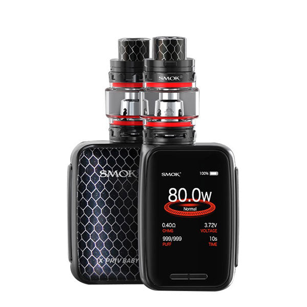 SMOK X-Priv Baby 80W Kit with TFV12 Big Baby Prince 2300mAh