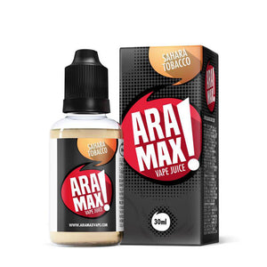 Sahara Tobacco - ARAMAX E-liquid - 30ml