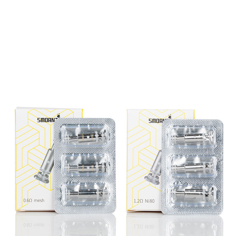 Smoant Battlestar Baby Replacement Coil 3pcs