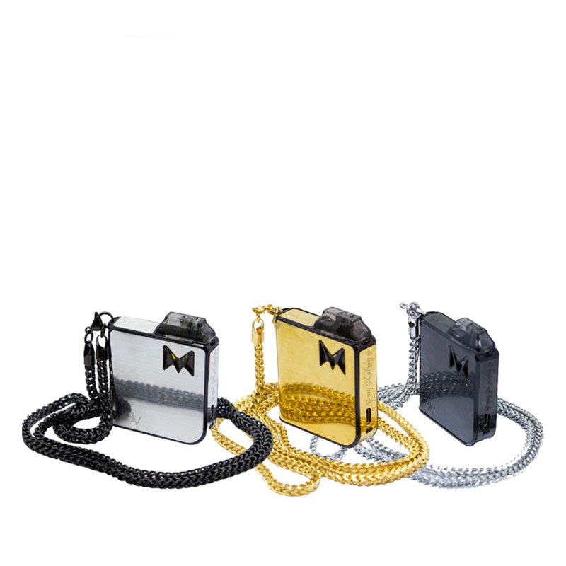 Smoking Vapor Mi-Pod Chain Necklace