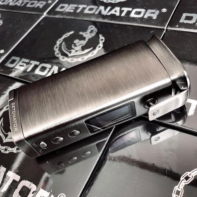 Squid Industries Detonator 120W Mod