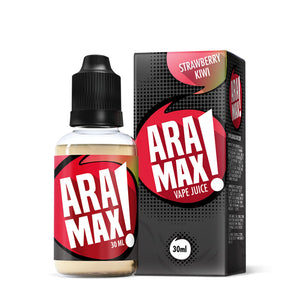 Strawberry Kiwi - ARAMAX E-liquid - 30ml
