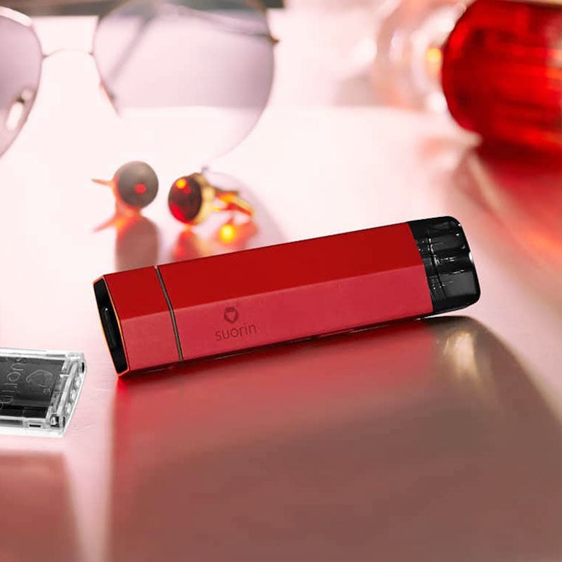Suorin_Edge_Pod_Kit_Red_Color