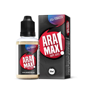 USA Tobacco - ARAMAX E-liquid - 30ml