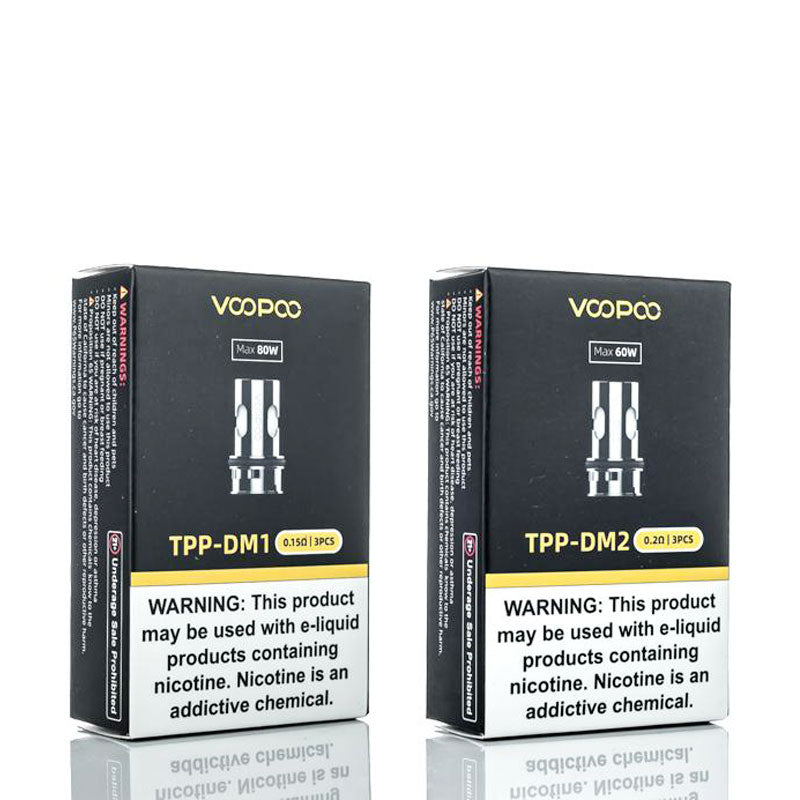 VOOPOO DRAG 3 Replacement Coil Pack