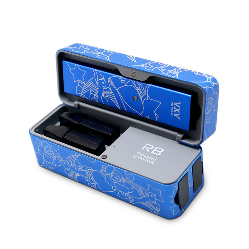 VXV_RB_Pod_Kit_Charging_Dock_Blue