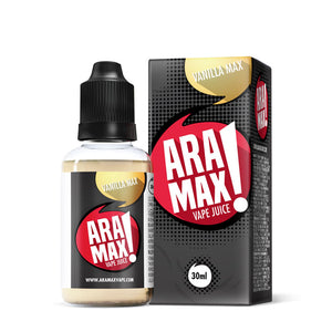 Vanilla Max - ARAMAX E-liquid - 30ml