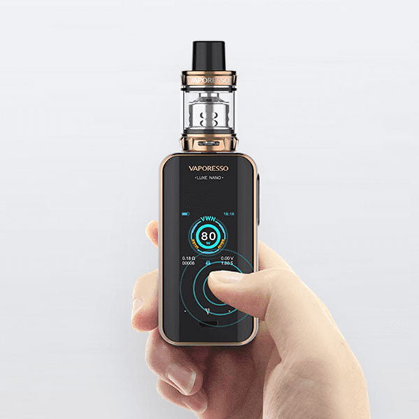 Vaporesso LUXE Nano Kit 80W with SKRR-S Mini Tank