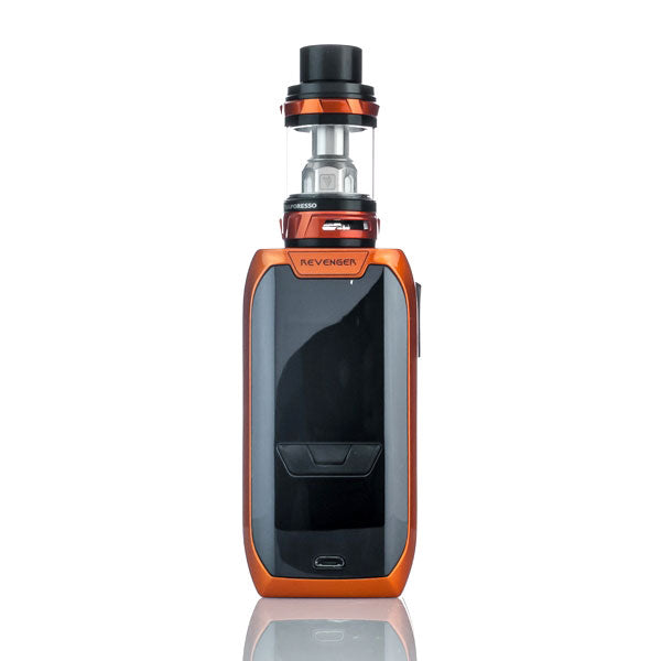 Vaporesso_Revenger_220W_TC_Mod_NRG_Tank_Kit_Orange