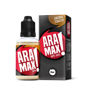 Virginia Tobacco - ARAMAX E-liquid - 30ml