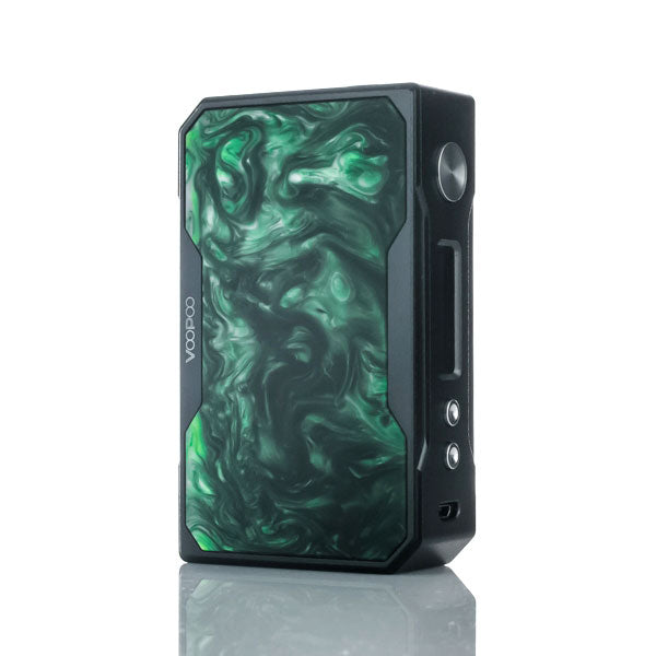 VooPoo_DRAG_157W_TC_Box_Mod_Black_Green_Resin