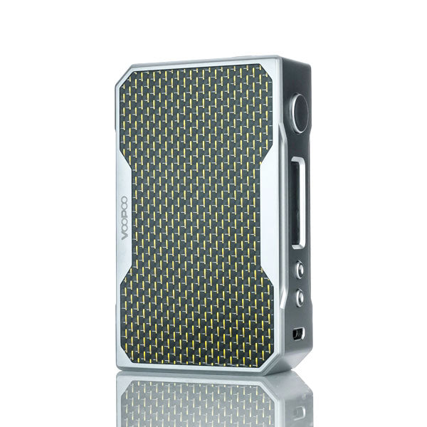 VooPoo_DRAG_157W_TC_Box_Mod_Silver_Gold_Carbon_Fiber
