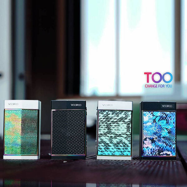 VooPoo TOO 180W TC Box Mod