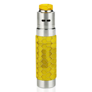 WISMEC Reuleaux RX Machina 20700 Mech Kit with Guillotine RDA Yellow