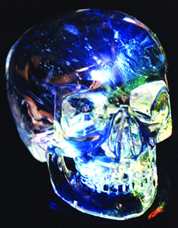 The Legends of the Crystal Skulls and Being a Skull Guardian