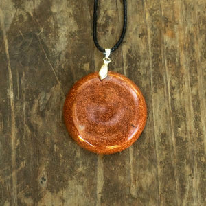 Copper Orgonite® Pendant