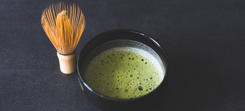high quality matcha tea from friends of tea