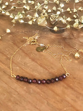 Dainty Gemstone Gold-Filled Necklaces