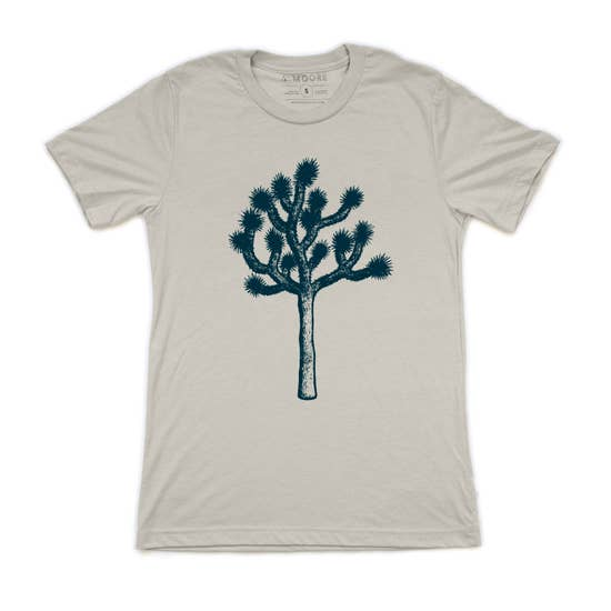 grey joshua tree t-shirt