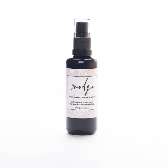 smudge spray