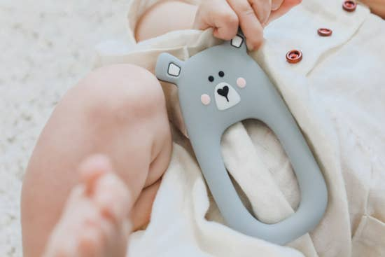 mr. bear teether