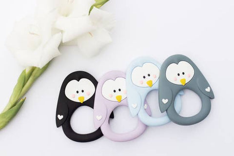 ellie the penguin teether