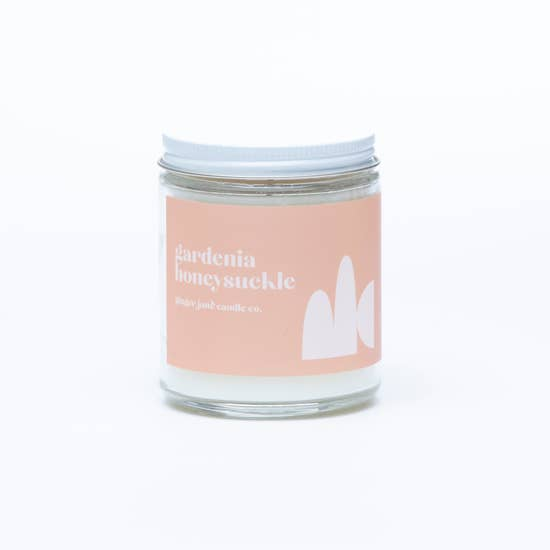 gardenia honeysuckle candle